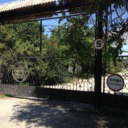 В поселке Виноградном под Анапой реконструируют винзавод
