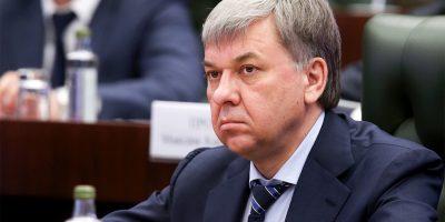 Медведев сменил главу Росалкогольрегулирования